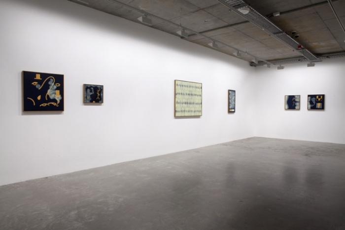 Mitch Cairns - 'Bass Principles', BREENSPACE, Sydney, 2012 - installation view
