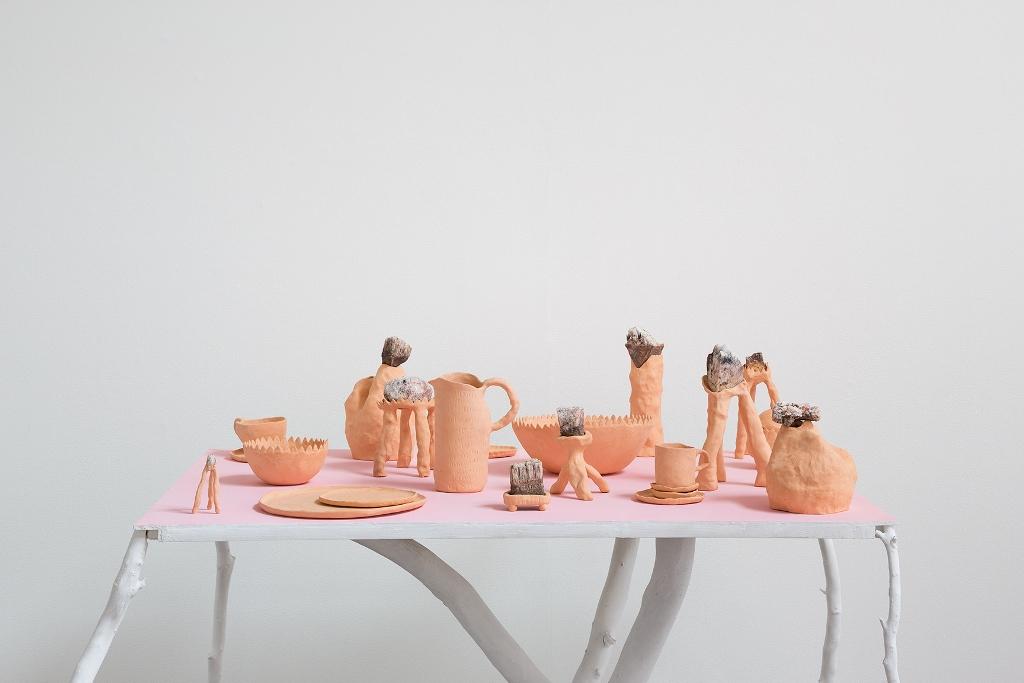 Lotte Schwerdtfeger. World Material. Chloe Wolifson